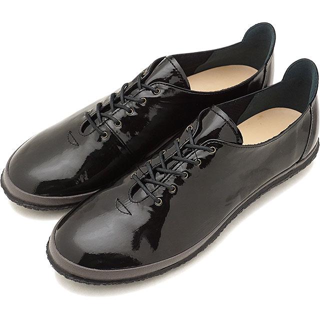 【即納】SPINGLE nima スピングルニーマ レディース VICHY SPINGLE MOVE スピングルムーブ フラットシューズ 靴 スニーカー ブラック (NIMA-125)【コンビニ受取対応商品】