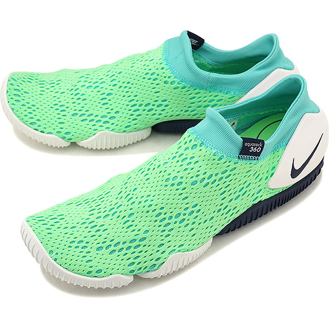 f2b2f8b8b3d2 Nike NIKE アクアソック 360 AQUA SOCK 360 men s water shoes A green   of diDeanne  (885