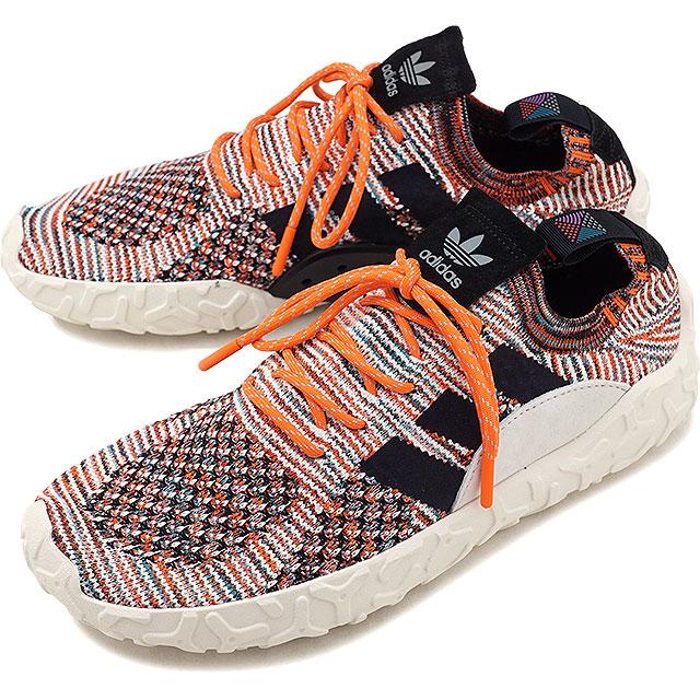 adidas Adidas sneakers shoes men originals F22 PK F 22 prime knit T orange S18 core black core black (CQ3026 SS18)
