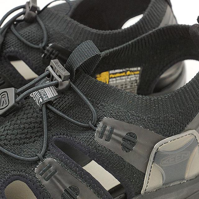 a32226bb770c KEEN Kean sneakers shoes sandal men M EVOFIT ONE エヴォフィットワン Triple Black  (1019149 SS18)