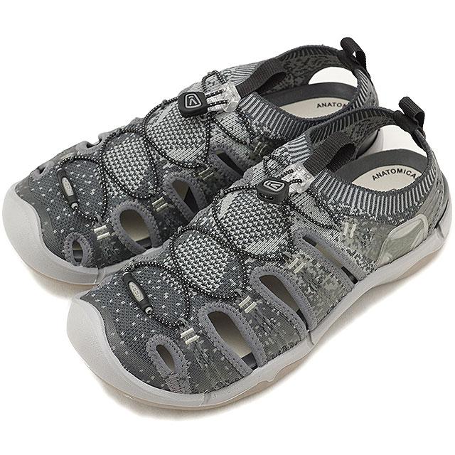 KEEN キーン スニーカー 靴 サンダル 靴 レディース W EVOFIT ONE エヴォフィット ワン Paloma/Raven [1019307 SS18][e]