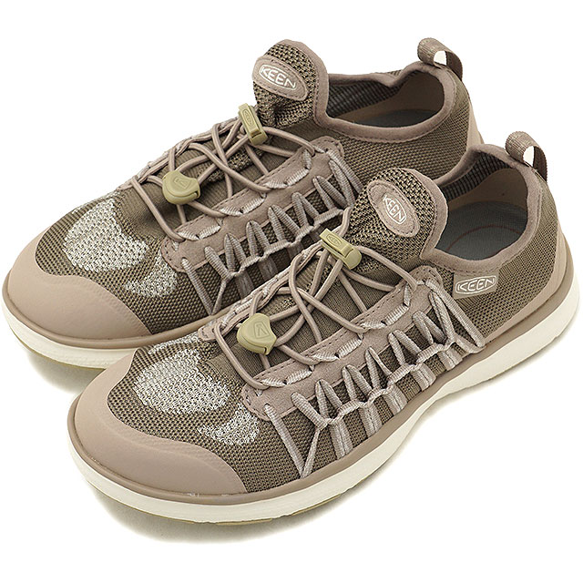 KEEN キーン ユニーク スニーカー 靴 レディース W UNEEK EXO ユニーク エクソ Etherea/Plaza Taupe [1018773 SS18]
