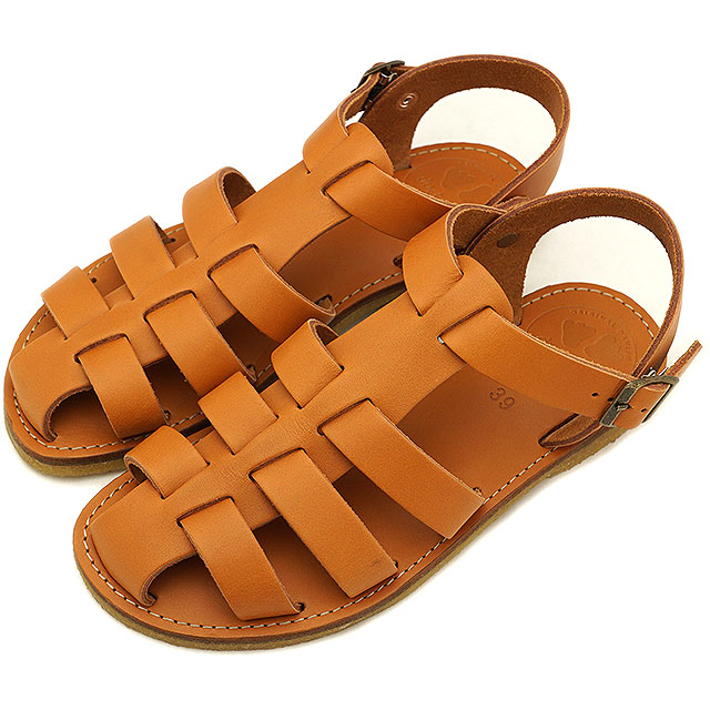 duck feet ダックフィート ストラップレザーサンダル 靴 レディース DN6050 バイオ [DN6050228 SS18]