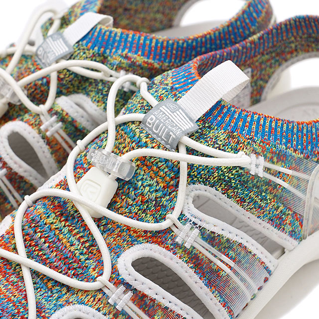 e05e7d4ce23a KEEN Kean sneakers shoes sandal Lady s W EVOFIT ONE エヴォフィットワン Multicolor  White (1019152 SS18)