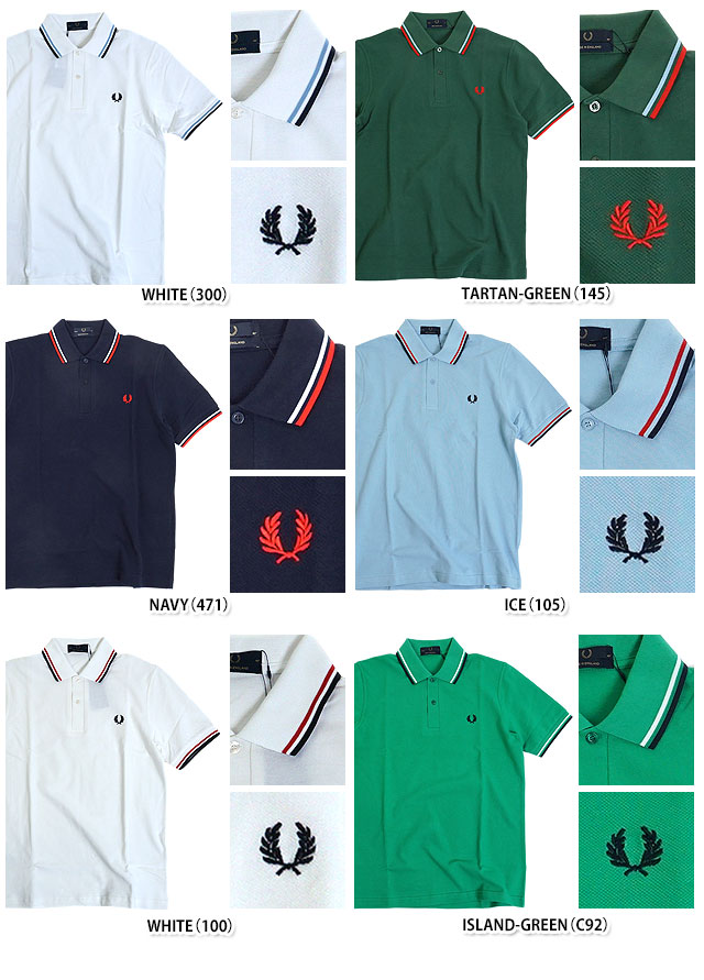 146acba5 ... FRED PERRY Fred Perry polo shirt men TWIN TIPPED FRED PERRY SHIRT  ツインティップドフレッド ...