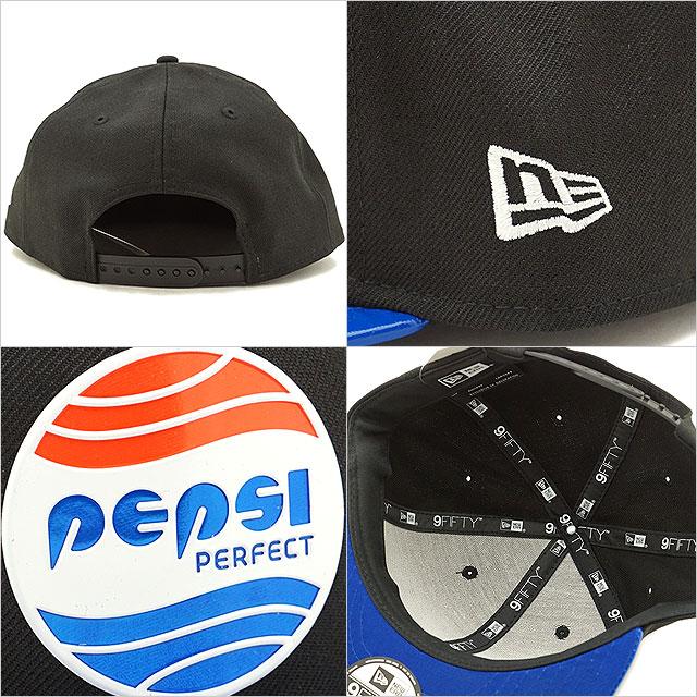 ffda9b402ae09 NEWERA new gills cap New Era PEPSI Pepsi 9FIFTY snapback baseball cap hat  (11557946 SS18)