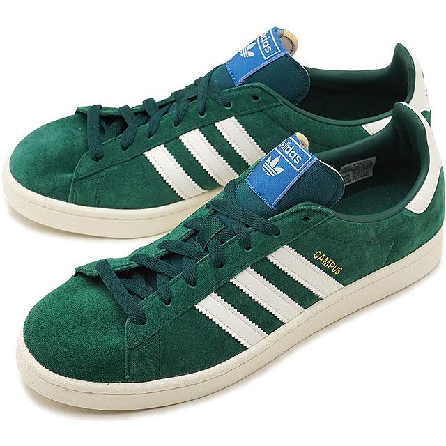 adidas Originals Adidas originals CAMPUS campus men sneakers shoes C eight green C white F18C white [B37847 FW18]