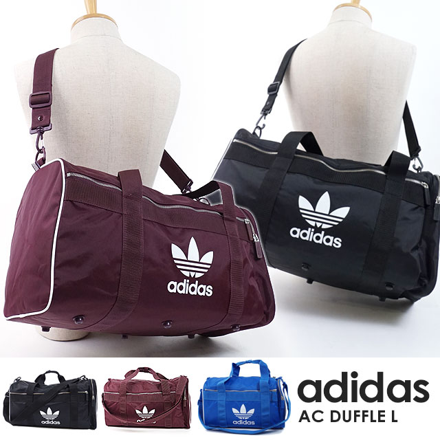 Adidas Originals Bag Duffel Ac Duffle L Boston Men Lady S Ekf58 Ekf57 Cw0618 Dh4320 Dh4322 Fw18