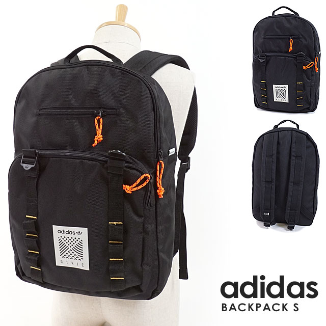 mischief  adidas Originals Adidas originals bag rucksack BACKPACK S  backpack S day pack men Lady s (FJC02 DH3268 FW18)  ddfe96d502034