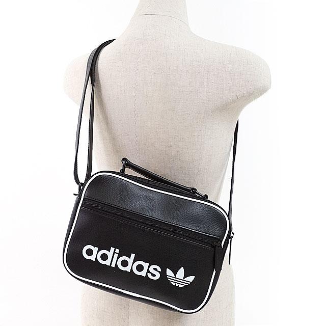 a51bebbfd42a adidas Originals Adidas originals bag porch bag VINT MINI AIRL BAG VINT  Minie aligner bag handbag men Lady s (FJF03 DH1004 DH1005 FW18)