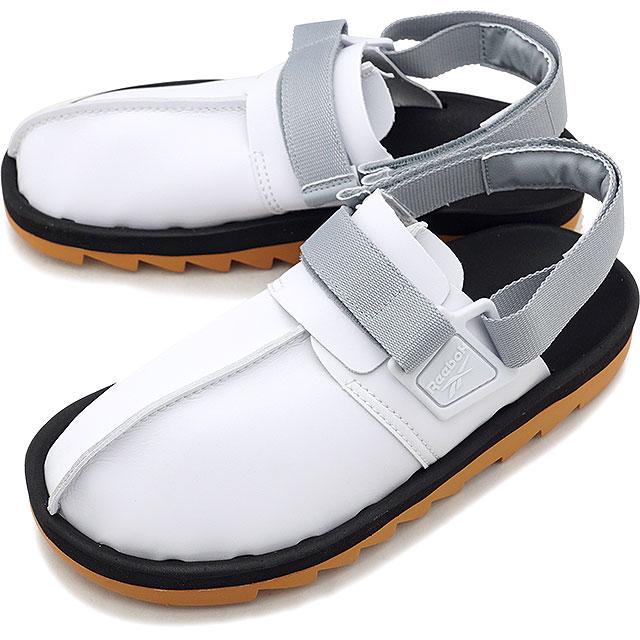 426cfb6a267f Reebok CLASSIC Reebok classical music BEATNIK SYN beat Nic SYN sandal men  Lady s white   black  B gray (CN7053 FW18)