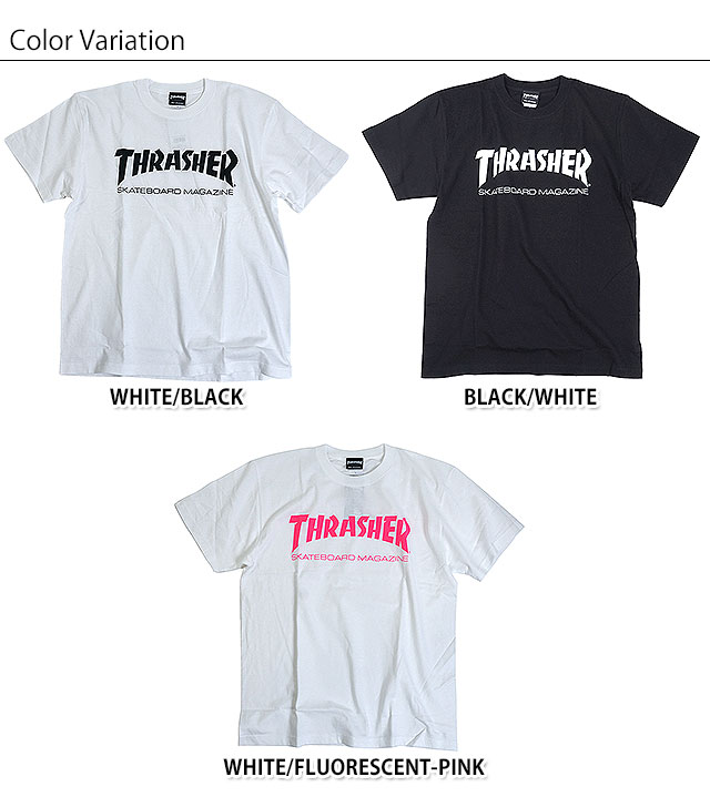 b9eb358a4241 ... Slasher THRASHER T-shirt MAG LOGO TEE mug logo tea short sleeves men  Lady's ...