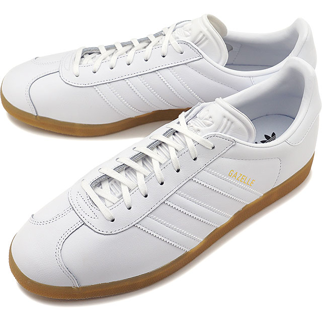 ADIDAS ORIGINALS Gazelle Sneakers for Men White