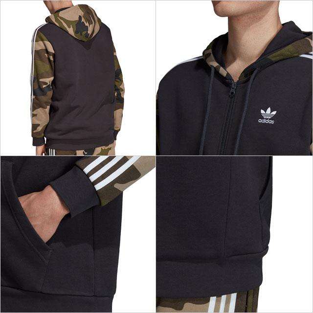 CAMO FZ HOODY, Adidas Originals