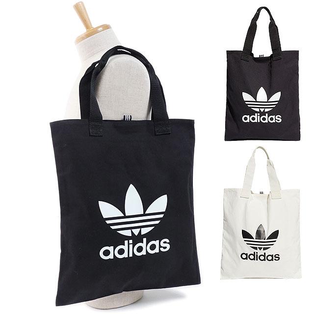 ba4546200a6 Adidas originals adidas Originals canvas tote bag SHOPPER TREFOIL  ショッパートレフォイルメンズレディース bag [FVD30 ...