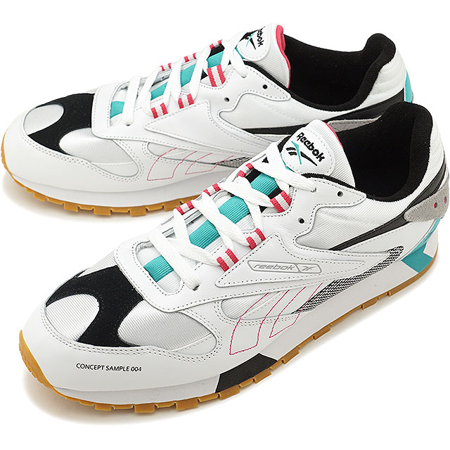 ac15d2362e870c Reebok classical music Reebok CLASSIC classical music leather Orr terthe  icon CL LTHR ATI 90  S スニーカーメンズレディースダッドシューズ shoes white  DV5373 ...