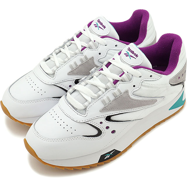 497474322ba Reebok classical music Reebok CLASSIC classical music leather Orr terthe  icon women CL LTHR ATI 90  S W スニーカーメンズレディースダッドシューズ shoes white ...