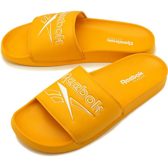 4c21b1b50ae Reebok classical music Reebok CLASSIC slide REEBOK CLASSIC SLIDE shower  sandals men shoes trek gold  DV4911 SS19
