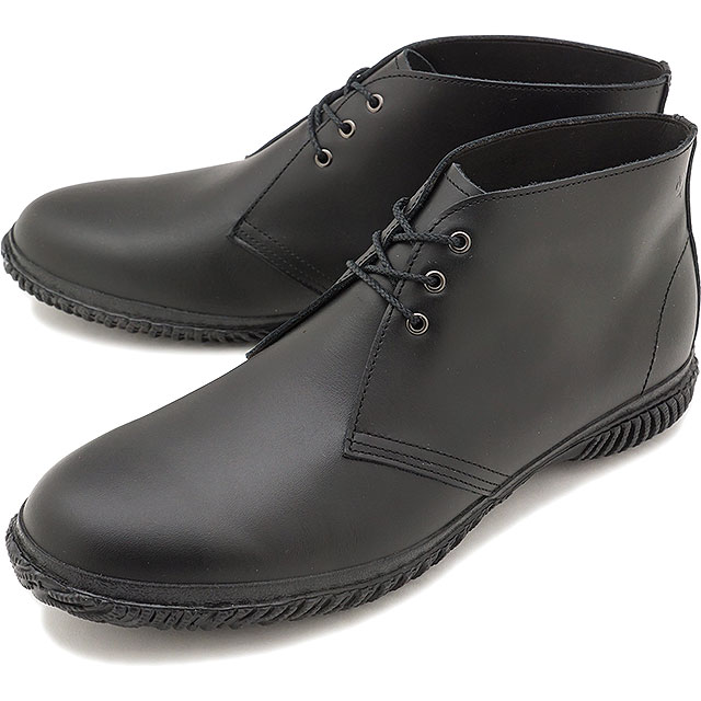【返品送料無料】スピングルビズ SPINGLE Biz Biz-133 撥水レザー チャッカブーツ SPINGLE MOVE スピングルムーブ メンズ 靴 シューズ ビジネス スニーカー BLACK [Biz133-05 FW18WINTER]