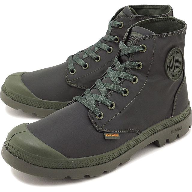 【5%OFFクーポン対象品】【即納】パラディウム PALLADIUM パンパ パドルライト WPプラス PUMPA PUDDLE LITE WP+ メンズ レディース スニーカー 靴 RACING GRREN [76357-303 SS19]