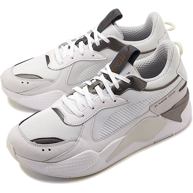 【5%OFFクーポン対象品】【即納】プーマ PUMA RS-X トロフィー RS-X TROPHY メンズ スニーカー 靴 プーマ ホワイト/ブロンズ [369451-02 SS19]