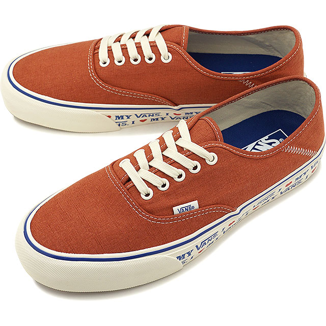 Vans VANS salt wash authentic SALT WASH AUTHENTIC SF men Lady's station wagons sneakers shoes POTTERS CLAYMARSHMALLOW [VN0A3MU6VLA SS19]