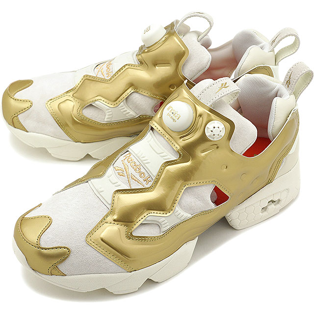 d224c94d6d8c Reebok classical music Reebok CLASSIC インスタポンプフューリー OG CNY INSTAPUMP FURY OG  CNY men gap Dis sneakers shoes CHALK GOLD MET  DV8272 SS19