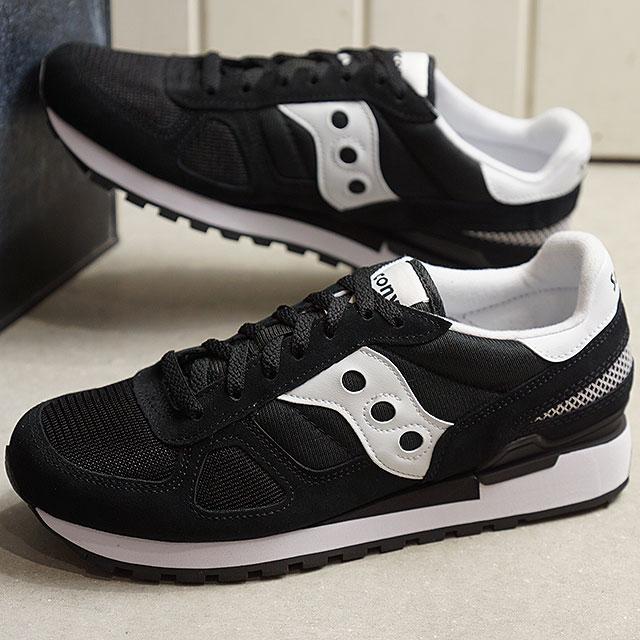 best service d0f0e 5e81e サッカニー Saucony shadow original SHADOW ORIGINAL men gap Dis sneakers shoes  BLACK black system [2108-518 SS19]