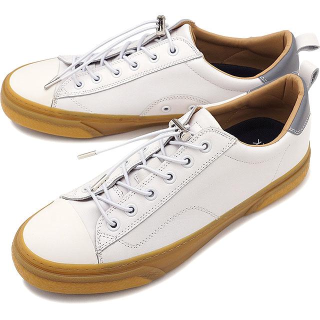 【5%OFFクーポン対象品】【即納】スラック SLACK クルード SL CLUDE SL メンズ レディース スニーカー 靴 WHITE/GUM ホワイト系 [SL1502-189 SS19]