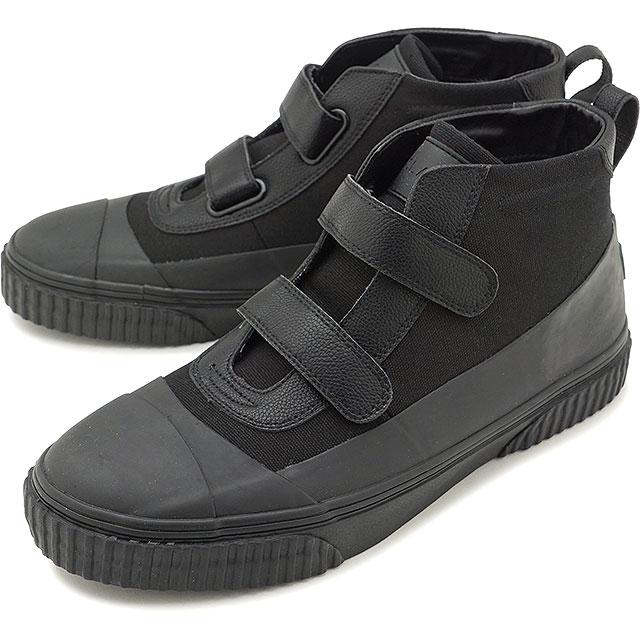 【即納】スラック SLACK ブレント BLENT メンズ レディース ベルクロ スニーカー 靴 BLACK/BLACK ブラック系 [SL1545-003 SS19]