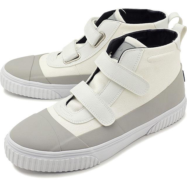 【5%OFFクーポン対象品】【即納】スラック SLACK ブレント BLENT メンズ レディース ベルクロ スニーカー 靴 WHITE/LIGHT GRAY/WHITE ホワイト系 [SL1545-161 SS19]