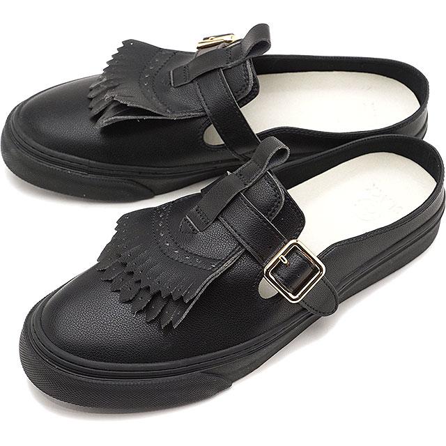 【5%OFFクーポン対象品】【即納】スラック SLACK メイビス MAVIS メンズ レディース クロッグ スニーカー 靴 BLACK/BLACK ブラック系 [SL1569-003 SS19]