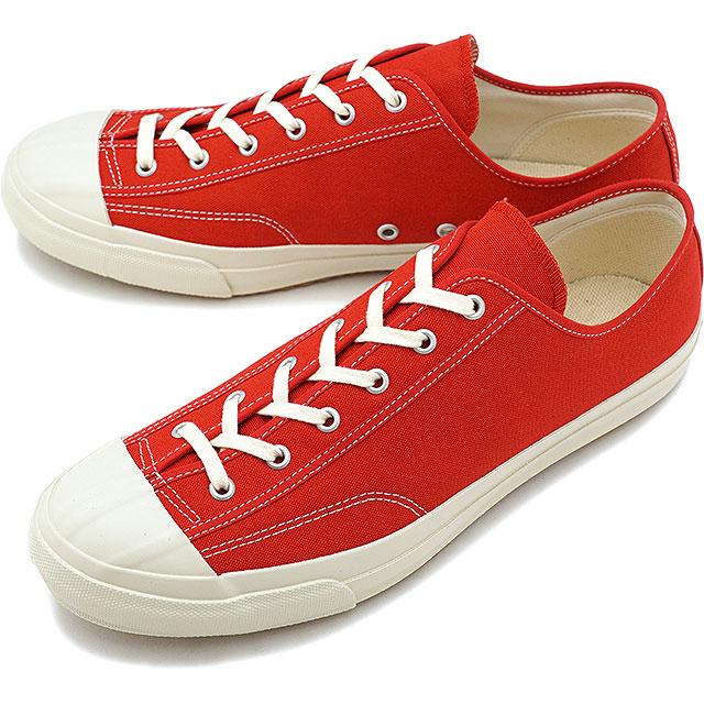 【日本製】ムーンスター ファインバルカナイズド Moonstar FINE VULCANIZED ジム クラシック GYM CLASSIC メンズ・レディース スニーカー 靴 RED レッド系 [54321412 SS19]