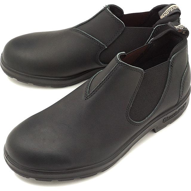 【即納】【日本限定】ブランドストーン Blundstone BS1611 ローカット サイドゴア LO-CUT SIDE GORE メンズ レディース スリッポン サイドゴアブーツ 靴 ボルタンブラック ブラック系 [BS1611089 ]