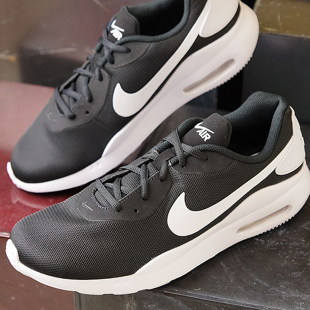 Nike NIKE エアマックスオケト AIR MAX OKETO men sneakers shoes black white [AQ2235 002 SS19]