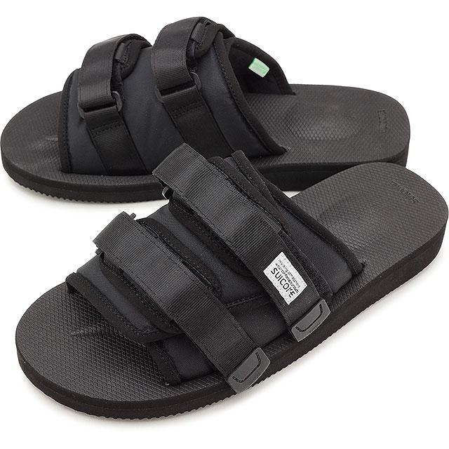 6b3568dac Sui cook SUICOKE slide sandals MOTO-CAB men gap Dis BLACK [OG-056CAB ...
