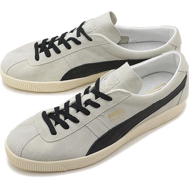【即納】プーマ PUMA プーマ クラック ヘリテージ PUMA CRACK HERITAGE メンズ スニーカー 靴 ウィスパーホワイト [365886-02 SS19]