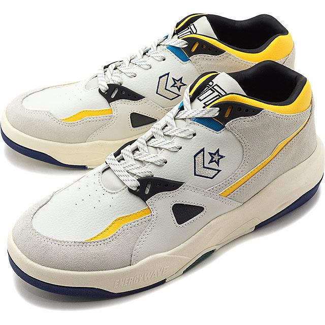 【5%OFFクーポン対象品】【限定モデル】コンバース CONVERSE MXウェーブ EW MXWAVE EW メンズ ダッドスニーカー 靴 ホワイト [32766200 SS19]