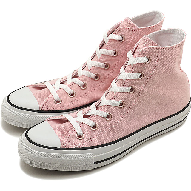 Converse CONVERSE all stars pastels higher frequency elimination ALL STAR PASTELS HI Lady's sneakers shoes pink [32995122 SS19]