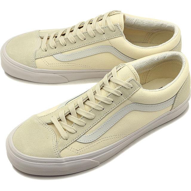 vans blanche 33