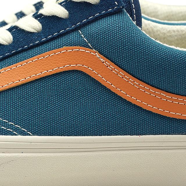 c53b3a4dc05681 Vans VANS vintage sports-style 36 VINTAGE SPORT STYLE 36 men s station  wagons sneakers shoes SAILOR BLUE BLANC DE BLANC  VN0A3DZ3VTD SS19