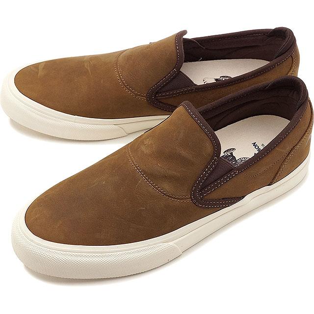 【5%OFFクーポン対象品】【即納】エメリカ Emerica WINO G6 SLIP-ON メンズ レディース スケシュー スニーカー 靴 BROWN(DICKSON COLOR) [SS19]