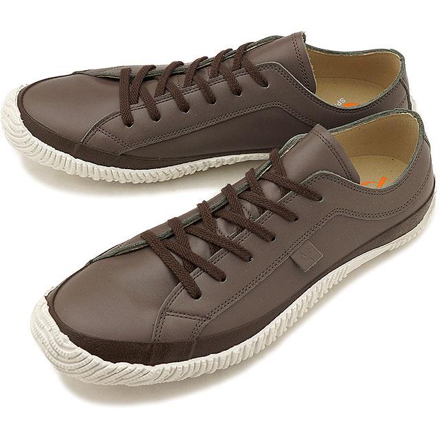 【返品送料無料】スピングルムーブ SPINGLE MOVE 日本製 カウレザー SPM-101 メンズ レディース スピングルムーヴ スニーカー 靴 Dark Gray [SPM101-06 SS19]
