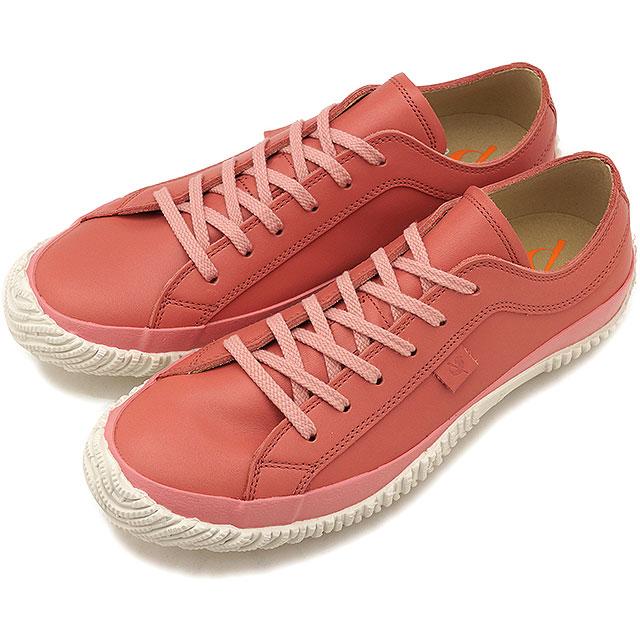 【返品送料無料】スピングルムーブ SPINGLE MOVE 日本製 カウレザー SPM-101 レディース スピングルムーヴ スニーカー 靴 Pink [SPM101-13 SS19]