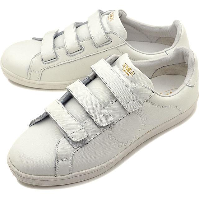 アドミラル Admiral グリーンパーク2 GREENPARK 2 メンズ レディース スニーカー カジュアル 靴 White [SJAD1901-01 SS19]