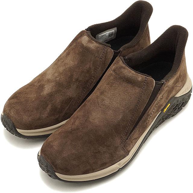 【即納】メレル MERRELL レディース ジャングルモック2.0 WMS JUNGLE MOC 2.0 スリッポン カジュアル コンフォート スニーカー 靴 ESPRESSO ブラウン系 [90626 SS19]