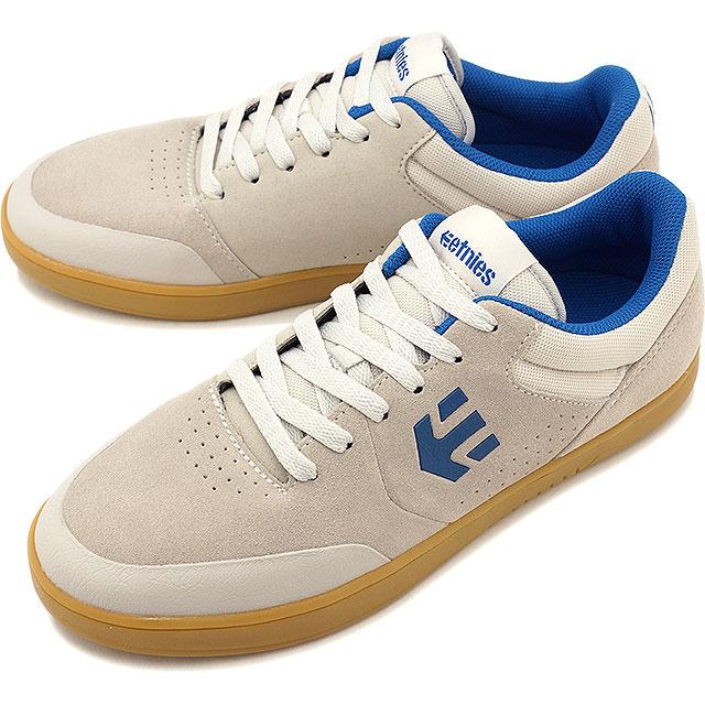 【即納】エトニーズ ETNIES マラナ ミシュラン MARANA MICHELIN メンズ レディース スケシュー スケートボーディング スニーカー 靴 WHITE/BLUE/GUM ホワイト系 [SS19]