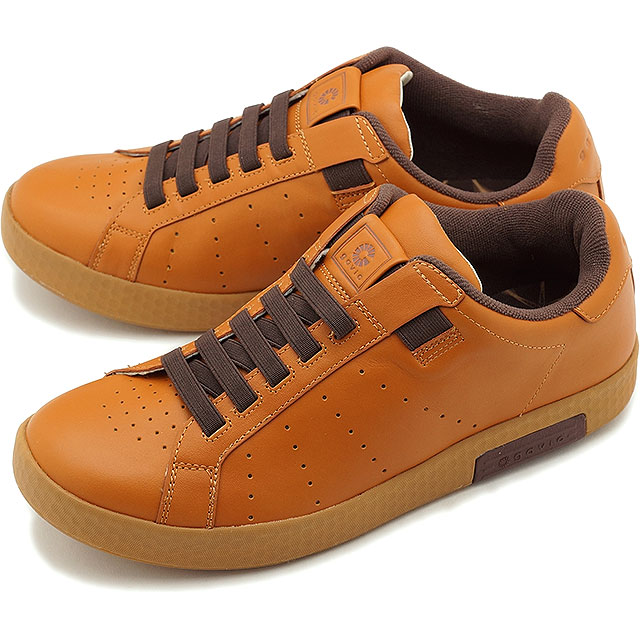 【即納】ガビック gavic ゼウス ZEUS メンズ レディース スニーカー 靴 BROWN ブラウン系 [18330016 SS19]