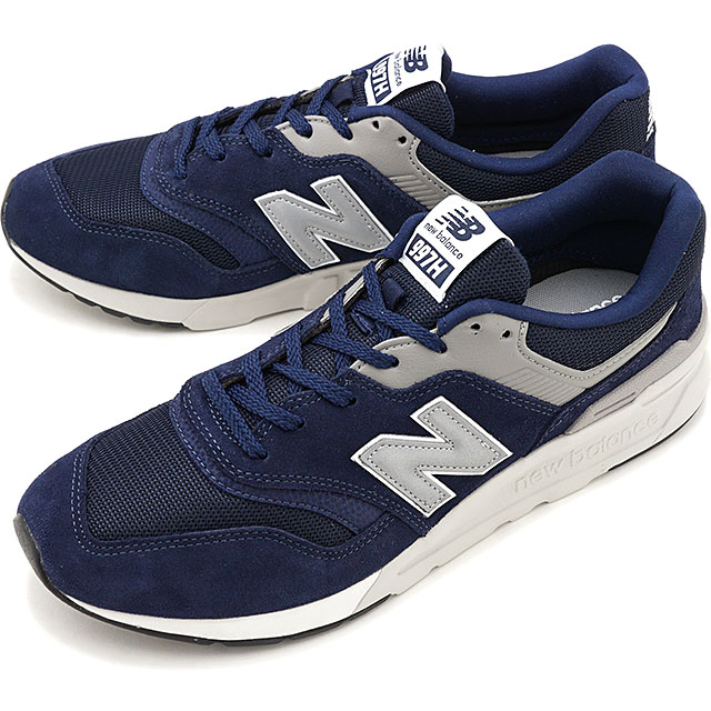 816bc12ec5ceb New Balance newbalance CM997H CE men gap Dis sneakers shoes NAVY navy  system [CM997HCE SS19 ...