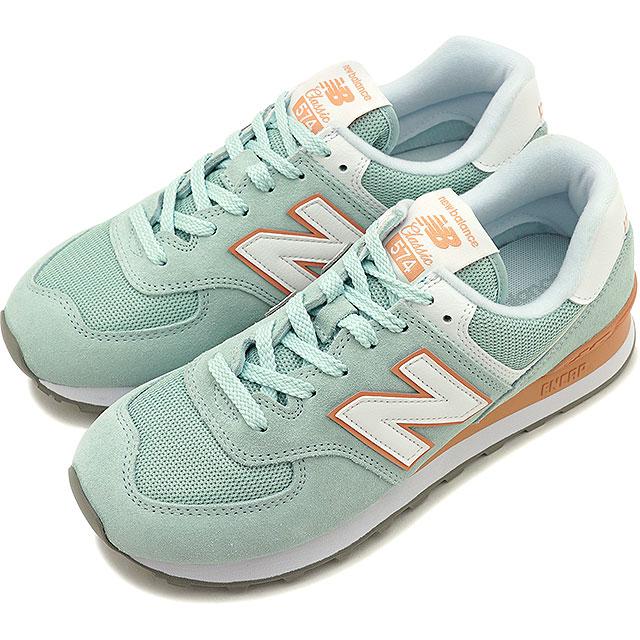 San Francisco nueva especiales material seleccionado mischief: New Balance newbalance WL574 ESE Lady's sneakers shoes ...
